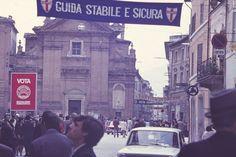 720507 Matelica, 7 Maggio 1972 - Giorno di elezioni politiche