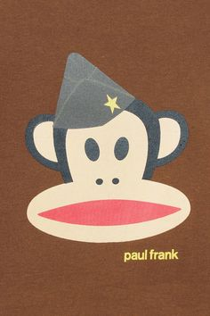 Patriotic Paul Frank ~ wallpaper/lock screen/background