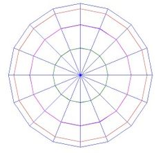 trapezium dome plan