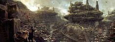 Slum Palaces by Gillesketting on DeviantArt