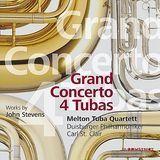 John Stevens: Grand Concerto 4 Tubas [CD]