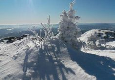 Mount Hunger Summit in Waterbury - Photo by Brenda Buckbee of Saint Albans, Vermont