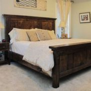 Farmhouse Bed 2527