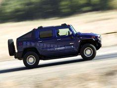 #SouthwestEngines 2004 Hummer H2H Hydrogen Concept