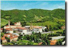 Monastery - near Bergamo in N. Italy