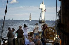 Tall Ships in Duluth www.TwinPortsNightOut.com