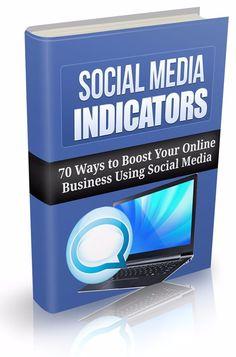 Social Media Indicators  eBook-PDF Master Resell Rights