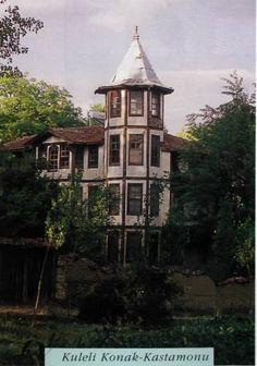 Kastamonu- Turkey  Turkish mansion in Kastamonu