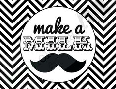 Little Man / Mustache Bash Birthday Party by GreenElephantPrints Little Man Party, Little Man Birthday, Twin Birthday, First Birthday Parties, First Birthdays, Birthday Bash, Birthday Ideas, Moustache Party, Mustache Birthday