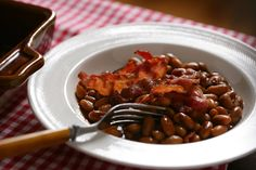 Fake Baked Beans With Crispy Bacon Recipe - NYT Cooking