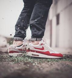 Nike Air Max 1 'Pre HOA' (by pangeaproductions)