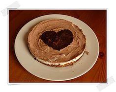 Marmorierte Schokotarte: runde Form, 20 cm Form, Pancakes, Breakfast, Small Cake, Circuit, Morning Coffee, Pancake, Crepes