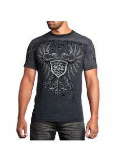 Men's T-Shirt Affliction Agitator