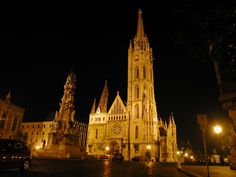 Matthias Church is located in Budapest, Hungary, at the heart of Buda's Castle District. It was originally built in Romanesque style in 1015. The current building was constructed in the florid late Gothic style in the second half of the 14th century and was extensively restored in the late 19th century. It was the second largest church of medieval Buda and the seventh largest church of medieval Hungarian Kingdom.
