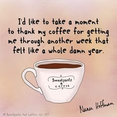 I'd like to #CoffeeMotivation