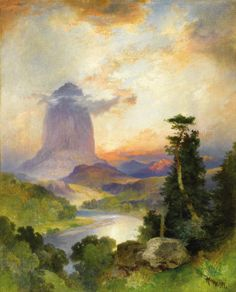 Thomas Moran - Auction results - Artist auction records