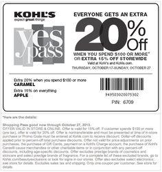 kohls printable coupon store 1000 images about coupons on printable 22671 | 3b836a74914ec1414fd907e2bdd476be