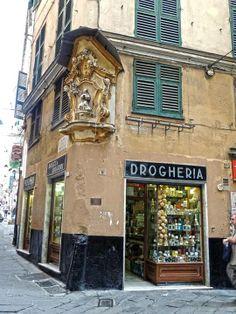 Drogheria Torielli - Vico S. Bernardo