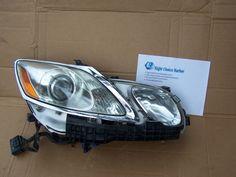 06-11 Lexus GS300 GS350 GS430 HID Xenon Headlight Right RH OEM