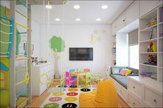 Жизнерадостный дизайн дома в Липецке 25