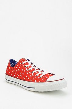 Converse X Marimekko Chuck Taylor All Star Polka Dot Women s Low-Top Sneaker 39550ced5f
