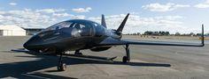Cobalt's Valkyrie: Bruce Wayne's new private plane?
