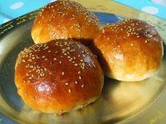 Pan de hamburguesas o perritos calientes con Thermomix Ana Sevilla