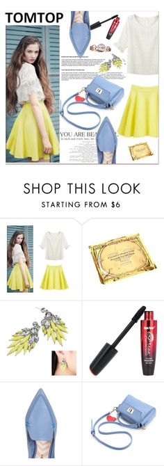 """""""TOMTOP +13"""" by lejla-7 ❤ liked on Polyvore featuring Nicholas Kirkwood, tomtop and tomtopstyle"""