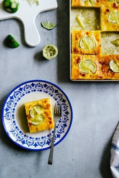 Greek-style Lemon and Lime Fillo Pie