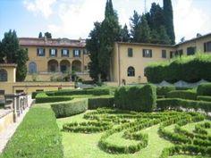 Villa Schifanoia - second studio in San Dominico, north of Firenze