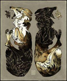 Canis Albus