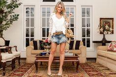 Marina Casemiro-short saia,jeans,cinto,regata,branca,blazer manga renda,look,verão,detalhes,zaus,boutique,blog,ribeirão preto-7