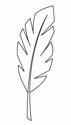 Free papercraft templates from Papercraft Inspirations 178 - Papercraft Inspirations Paper Flowers Craft, Flower Crafts, Paper Crafts, Safari Theme Party, Jungle Theme, Leaf Template Printable, Free Printable, Paper Leaves, Flower Template