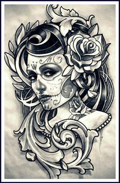 Beauty art:
