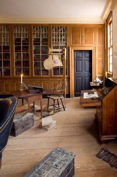 Room by Room | George Washington's Mount Vernon
