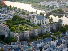 site do Chateau d'Angers