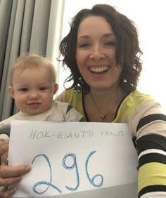Äiti yrittää: Numero 296 - Olen ehdolla HOK-Elannon vaaleissa