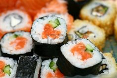 The Rise of Sushi in the UK