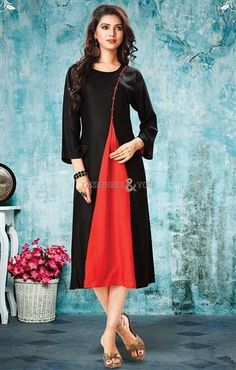Are you planning to buy latest indo western kurtis design for women online from uk usa canada? than we have some superb tunics for teenagers to pair with cotton trouser or jeans in our collection so just have a look at it.