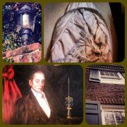 Photos from the Governor Holmes House, located on Wall Street in downtown Natchez.