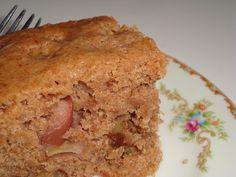 Applesauce Cake!  :d