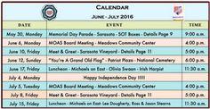 Military Officers Association of Sarasota, MOAS: The Breeze June 2015