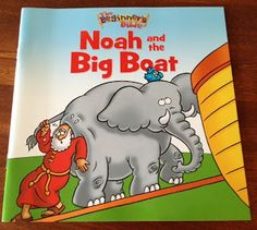 """Praises of a Wife and Mommy: """"Noah and the Big Boat"""" Book Review"""