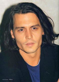 Afternoon Eye Candy: Johnny Depp Photo Gallery : theBERRY