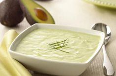 This chilled cucumber avocado soup with fresh goat cheese is perfectly light and creamy. Goat cheese, smooth avocado, and sweet coconut milk combine for a palate-pleasing chilled soup perfect for a warm weeknight.