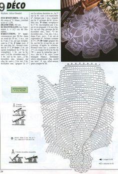 Crochê - Toalhinhas - Elaine Cristini - Picasa Web Album