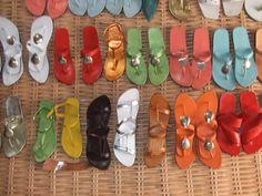 Moroccan handmade sandals