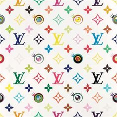 Takashi Murakami for Louis Vuitton