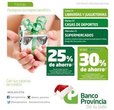 Banco de la provincia de Buenos Aires - Banca Personal - Fiestas 2015