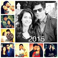 And they're coming back, looking flawless like they always have, in Dilwale ❤️❤️.